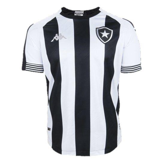 Camisa Botafogo I 2021/22 - Masculina
