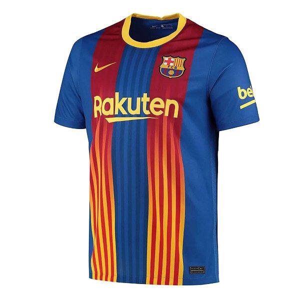 Camisa Barcelona IV 2020/2021 – Masculina