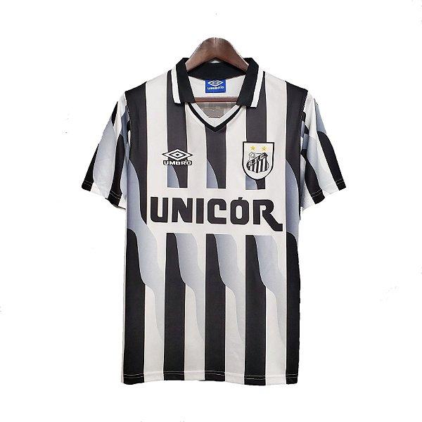 Camisa Santos II Retrô 1998 - Masculina