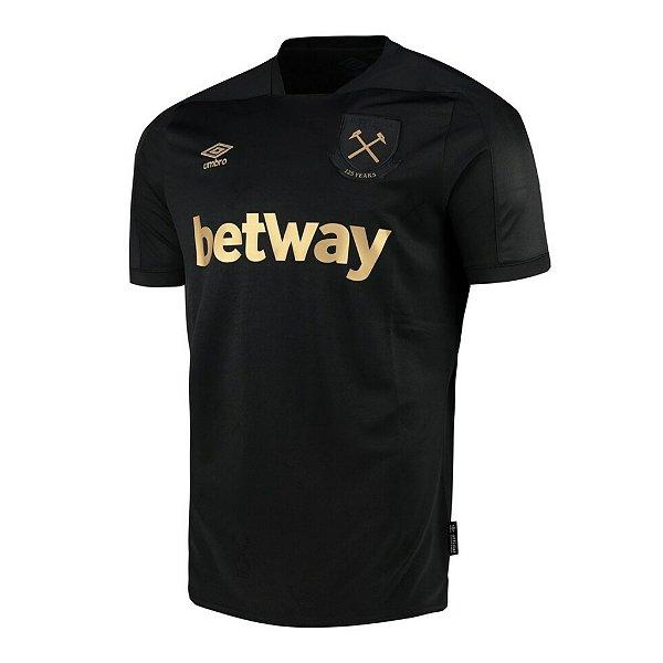 Camisa West Ham III 2020/21 – Masculina