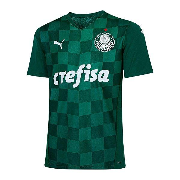 Camisa Palmeiras I 2021/22 - Masculina