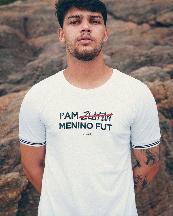 T-shirt I'am Menino Fut - Masculina