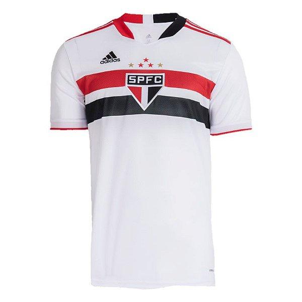 Camisa São Paulo I 2021/22- Masculina