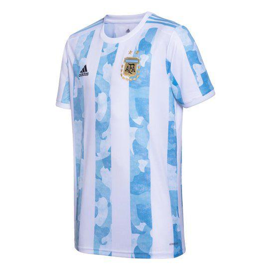 Camisa Argentina I 2021/22 – Masculina