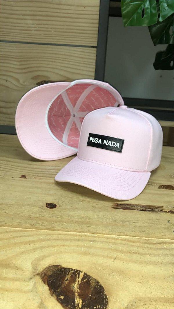 Boné Pega Nada -  Candy Rosa
