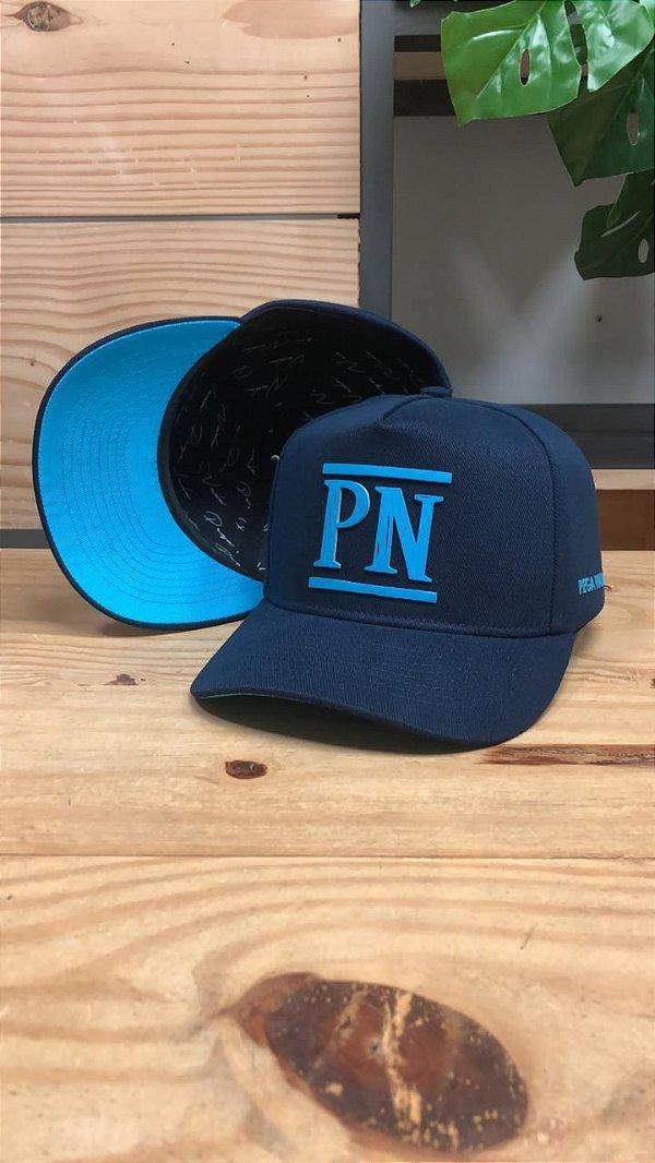 Boné Pega Nada - PN Silk - Azul