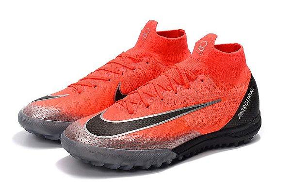 882045e2fa Nike Mercurial CR7 Society - vermelha - superfut