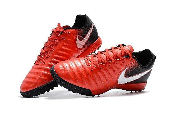 9a011d990dc14 Nike Tiempo Ligera Society - vermelha - superfut