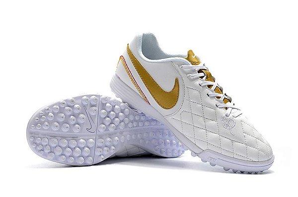 d3afdca100bde Nike Tiempo R10 Society - branca - superfut