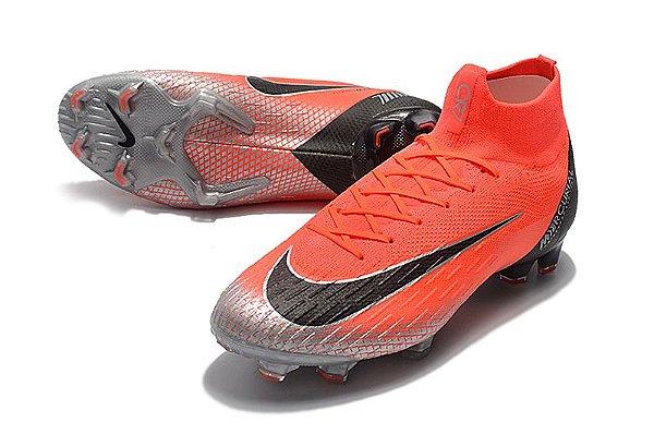 da6b067bd3 Nike Mercurial Superfly - vermelha campo - superfut