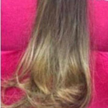 Cabelo Martha Hair nº 10, mechado, com coloração (kit com 25g)