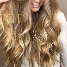 Cabelo loiro bege Martha Hair nº 10, raiz esfumada, com coloração (kit com 25g)