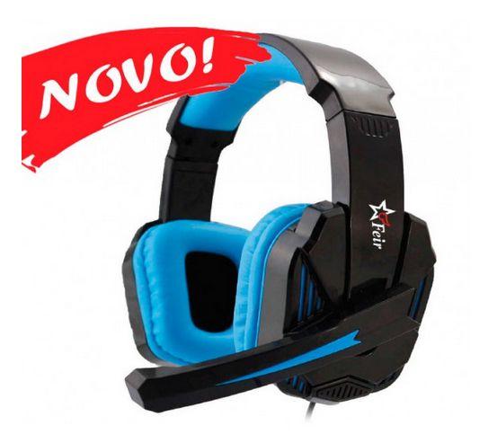 Headset Gamer com Microfone PS4,Xbox One e PC