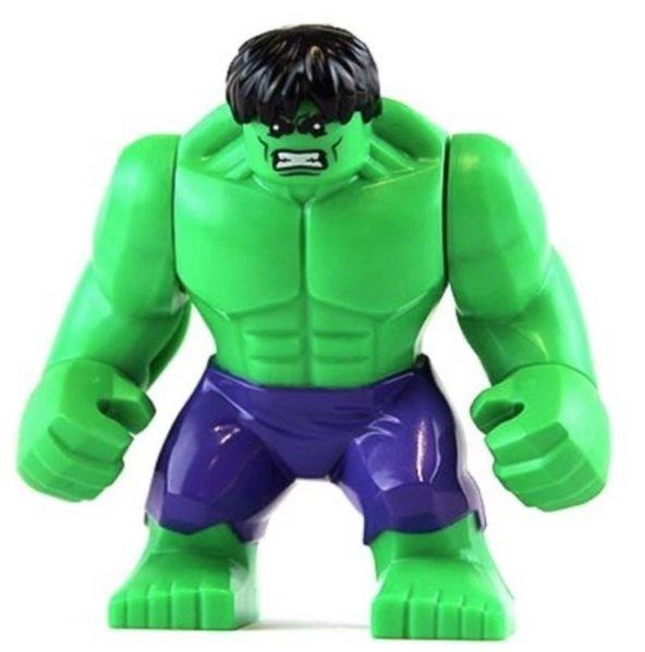 Lego Big Figura Hulk Marvel