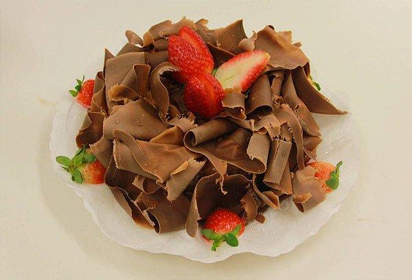 BOLO MORANGO CHOCOLATE