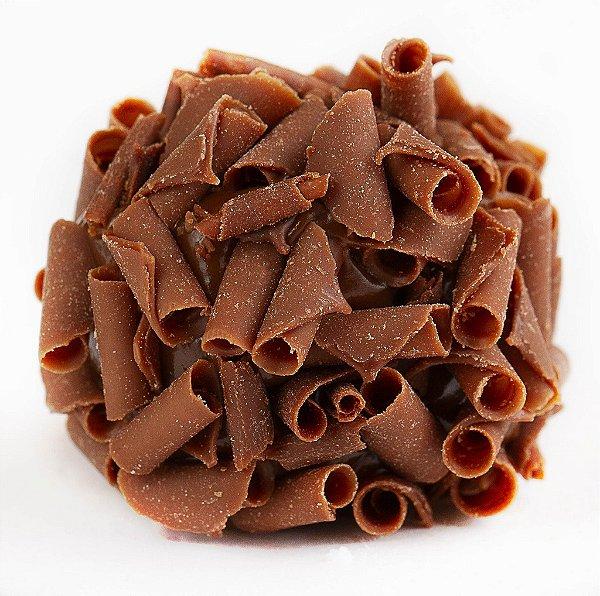 BRIGADEIRO RECH. COM CHOCOLATE BELGA