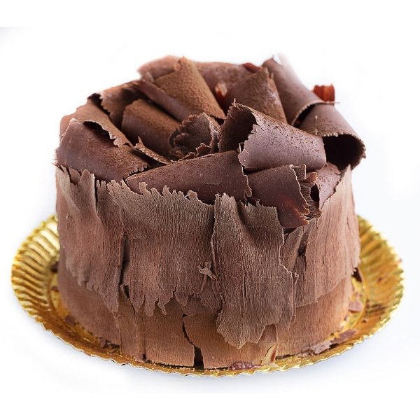 BOLO CENOURA COM MOUSSE CHOCOLATE