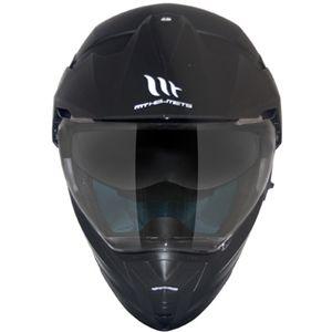Mt Duo Dual Sport Preto Fosco