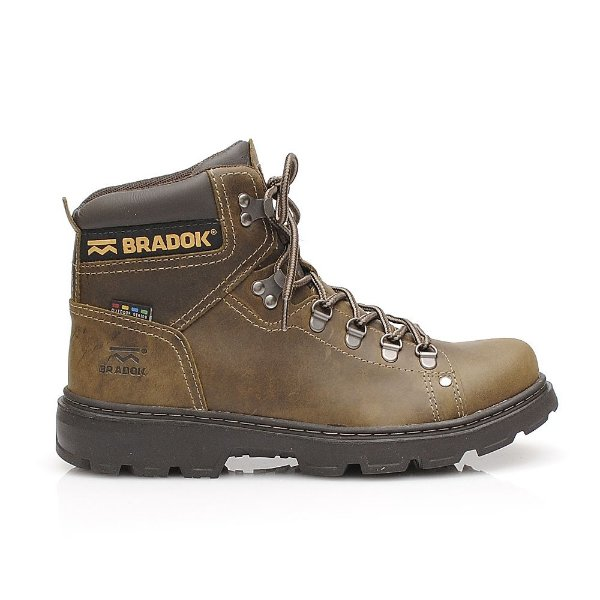 Bota Bradock Work Safe 2 Marron