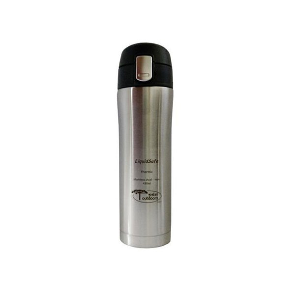 Garrafa Mug Térmica LiquidSafe Sisters Outdoors 430ml