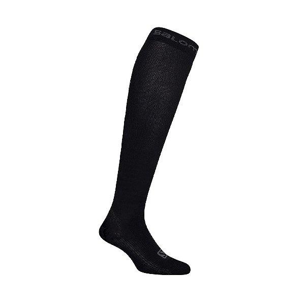 Meia de Compressão Salomon Sock Cano Alto