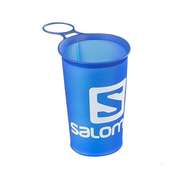 Copo Flexível Salomon Soft Cup Speed Azul