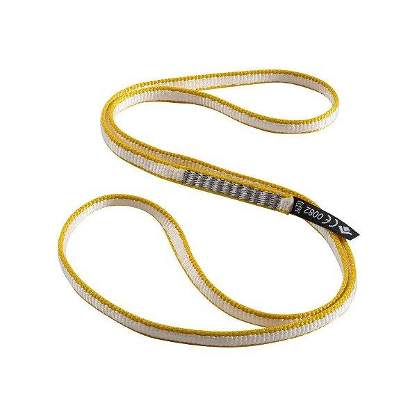 Fita Anel Black Diamond Dynex Runner 60cm 10mm Amarela