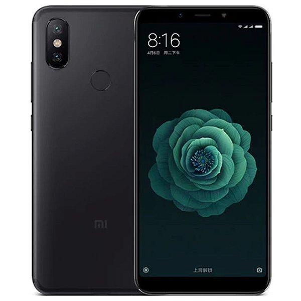 Smartphone Xiaomi Mi A2| 64GB | PRETO |  AZUL |  DOURADO