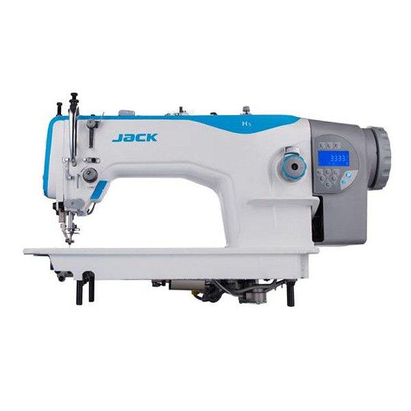 Máquina de Costura Industrial Reta Transporte Duplo Jack H5 Direct Drive