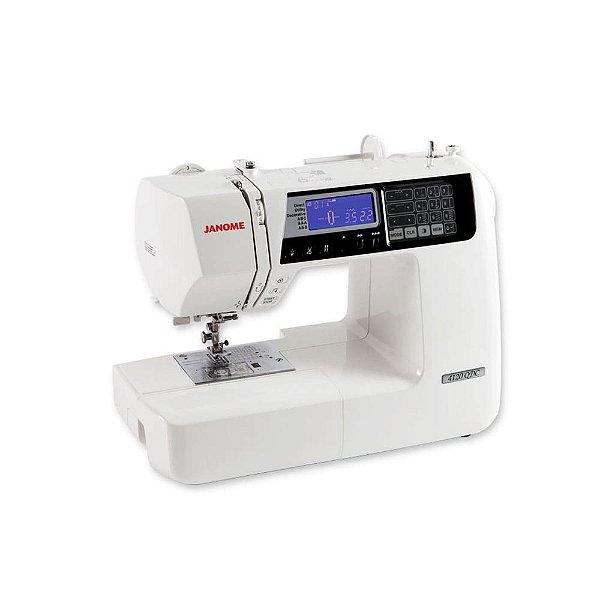 Máquina de Costura Janome 4120QDC para Quilt e Patchwork