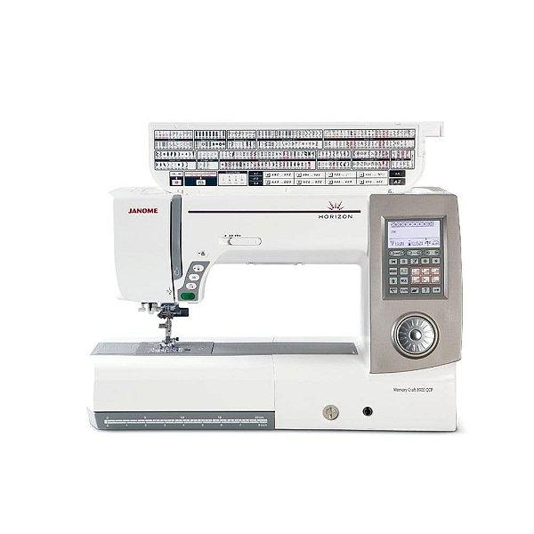Máquina de Costura Janome 8900QCP