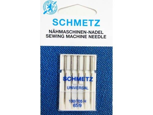 Agulha Schmetz Universal 65/09 para Máquinas de Bordado e Costura