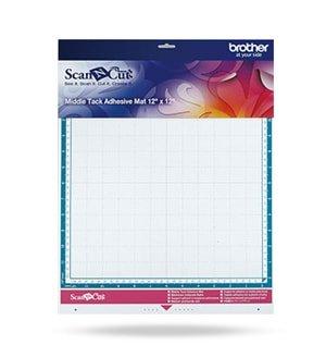 Folha Adesiva de Média Aderência 30,5 x 30,5 cm para Máquina Scanncut (CAMATM12)