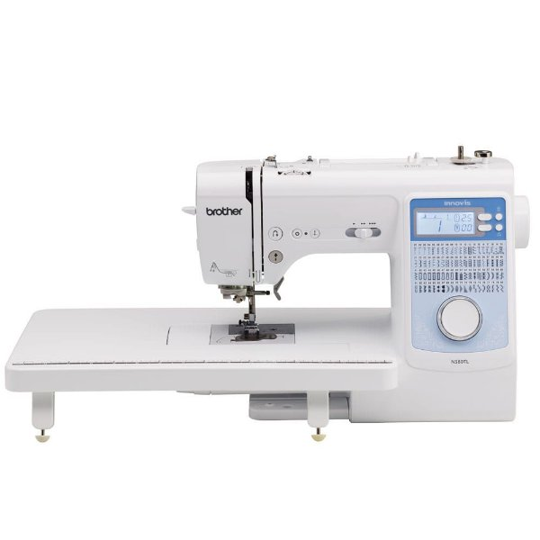 Máquina de Costura Brother NS80TLDV para Quilt e Patchwork
