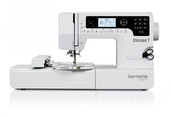 Máquina de Costura e Bordado Bernette Chicago 7