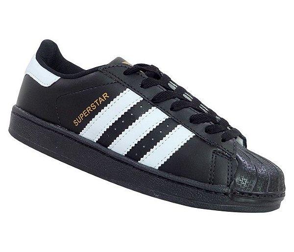 d9bfa2e4f Adidas Superstar Preto - Life City