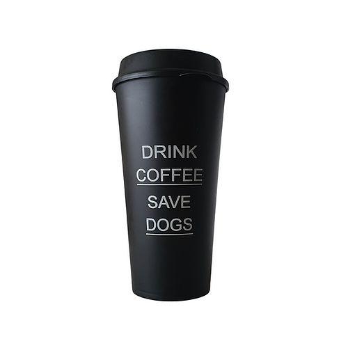 Copo Bando Black - Drink and Save