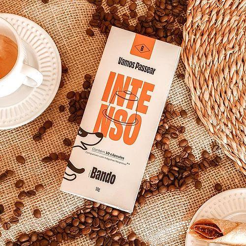 Cápsulas Bando Para Nespresso-Vamos Passear