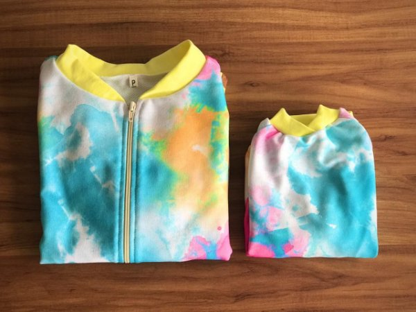 Kit tie dye tal Humano tal Pet