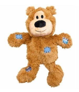 Ursinho Para Cachorro Super Resistente - Kong Wild Knots