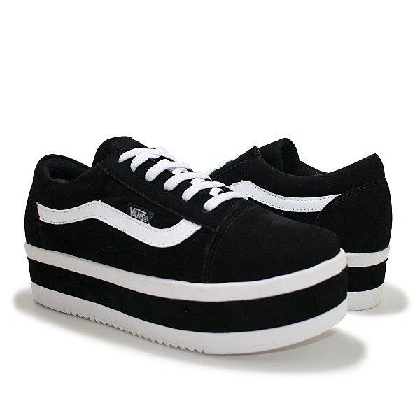 949179dd638 Tênis Vans Old Skool Platform Feminino - Yolo Store