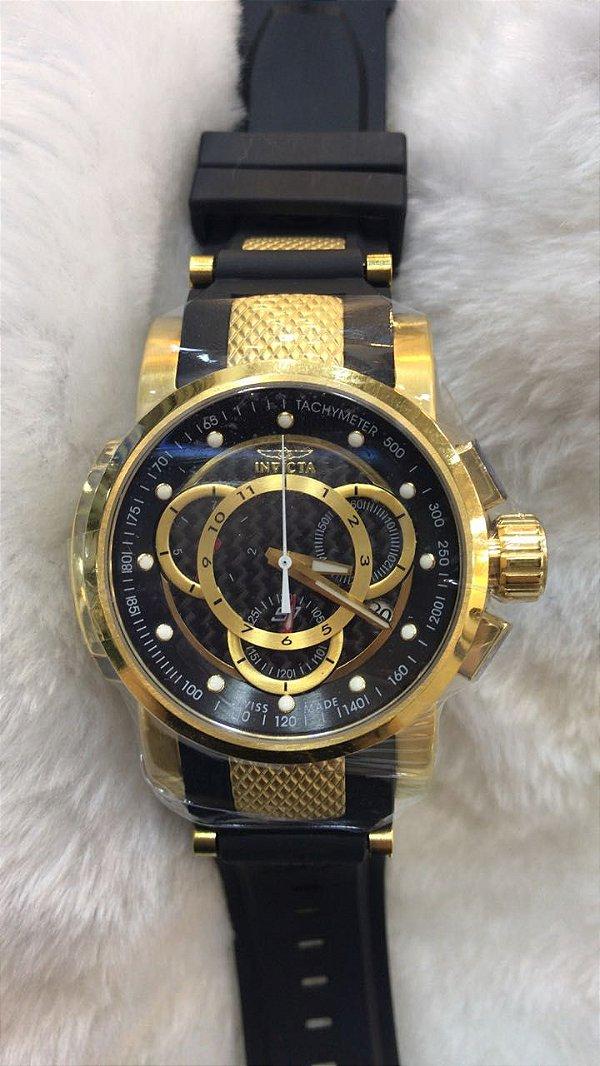 a7e8d84d4b4 INVICTA S1 BORRACHA - O melhor dos relógios - loja online