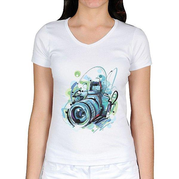 Camiseta de Profissão - Fotografia M1