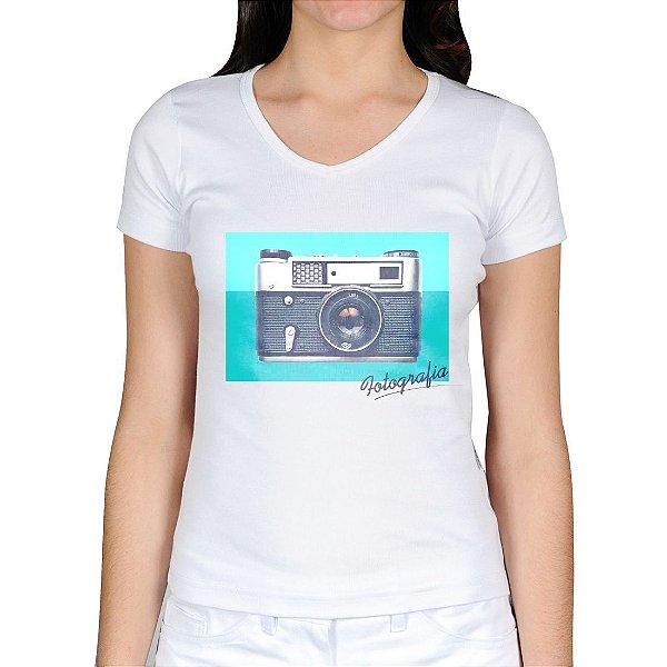 Camiseta de Profissão - Fotografia M2