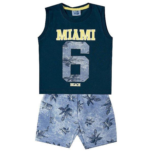 Conjunto Miami Marinho