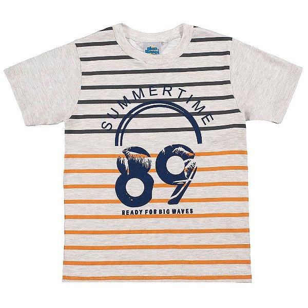 Camiseta Summer Time Mescla