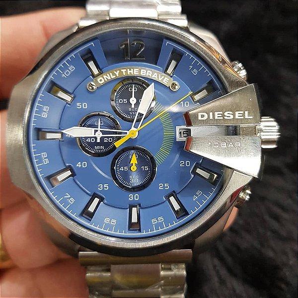 Relógio Diesel 10 Bar