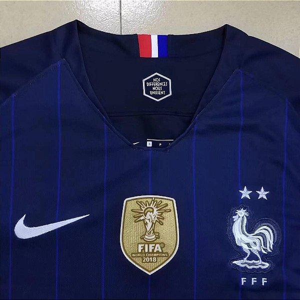 c95b7c551 Camisa França - Tênis Importados