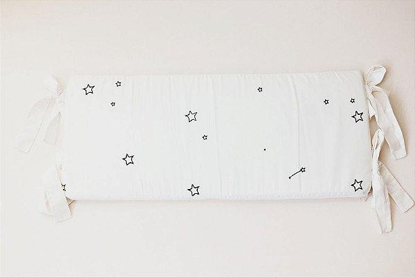 Cabeceira para Kit Berço - Estrelas