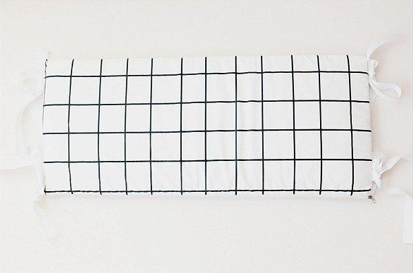 Cabeceira para kit berço - Grid